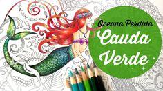 Mermaid Tail - More tutorials and tips on Youtube.com/ginapafiadache