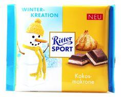 Ritter Sport Kokosmakrone