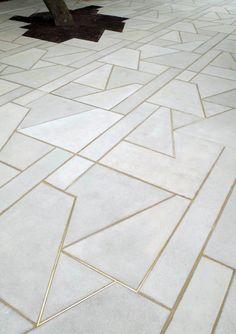Gold & Tiles