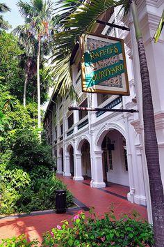 Raffles Courtyard - Singapore