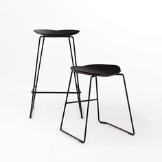 The Duet stool presents a harmony of versatility and beauty. Its blend of inviting timber or upholstery seat with a gracefully slender base enables options for both indoor and outdoor settings. The gently radiuses curve of the seat provides a consistent element throughout the range.Available in a solid-ash or upholstered or black recycled HDPE top. ... By @haydncattach Latest Images, Outdoor Settings, Bar Stools, Ash, Upholstery, Presents, Indoor, Range, Furniture
