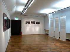 """Heute eröffnet unsere neue Ausstellung """"IMPRESS. Druckgrafische Symposien des BBK LEIPZIG e.v."""" Laufzeit 22. November 2015 bis 24. Januar 2016 /// Foto: Museum für Druckkunst Leipzig"""