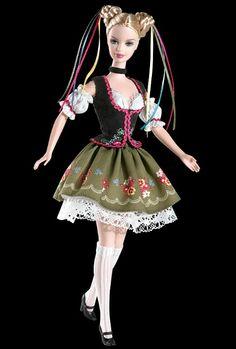 Oktoberfest barbie, how do I not have you?