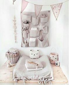 Idéia para quarto de bebê