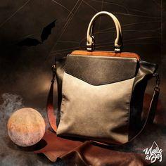 No tricks, only treats - Make a Bag! Unique Handbags, Popular Handbags, 2017 Design, Tool Design, You Bag, Trick Or Treat, Bag Making, Satchel, Product Launch