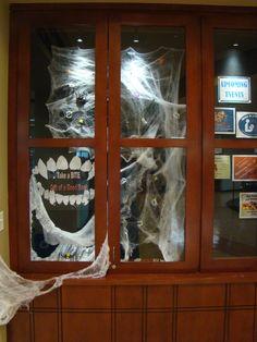 2nd Floor October Display