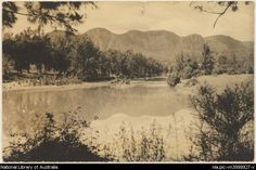 Burragorang Valley, to be submerged by Warragamba Dam waters, New South Wales, ca. 1938