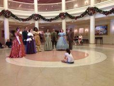 Voices of Liberty at Epcot at Walt Disney World