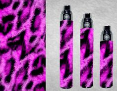 Ecig Battery Skin For eGo Type/Other E Cig by SkinDesignsByLaura