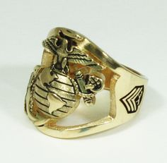 Marine Corps Bracelets Made in the USA - Exceptional Marine Corps Rings Custom USMC Rings and Marine Corps Jewelry designed and handcraf.