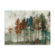 Aspen Trees Wall Art - Bed Bath & Beyond.  They discontinued this, but hopefully I am able to snag it for the kitchen...would go well!