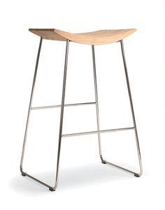 YOKO-sgabello Emilio Nanni for Tonon 2004 | Furniture Design | Chair Design | Designer Chair