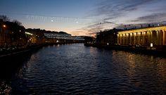 #rusia #viajes #travels Imagina pasar una sola noche en la ciudad con más cache de toda Rusia y tener esta vista