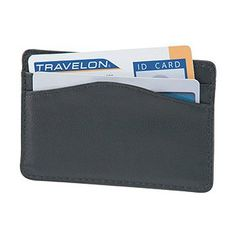RFID sleeve to protect your credit cards and vital information.