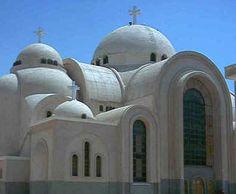 coptic churches - Google Search Church Architecture, Giza, Cathedrals, Cairo, Alexandria, Worship, Taj Mahal, Christian, Google Search