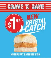 Krystal, Trussville, Al - Birmingham, Alabama - Menu, Prices, Restaurant Reviews | Facebook Hot Dog Buns, Hot Dogs, Fish Sandwich, Battered Fish, Birmingham Alabama, Hush Puppies, Krystal, Hamburger, Cravings