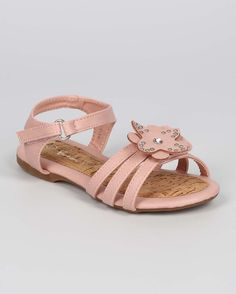 New-Girl-Betani-Tracy-18-Leatherette-Open-Toe-Studded-Flower-Velcro-Sandal