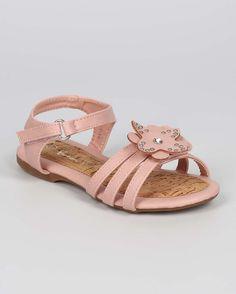 New-Girl-Betani-Tracy-18-Leatherette-Open-Toe-Studded-Flower-Velcro-Sandal