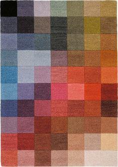Firenze är en härlig multifärgad ullmatta från Strehög. Mattan är handtuftad och är lätt att ta bort fläckar ifrån utan att man behöver tvätta hela mattan.