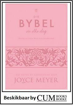 Ervaar die krag van God se woord in jou daaglikse lewe. Joyce Meyer, Bible, Christian, Om, Report Cards, Biblia, Christians, The Bible