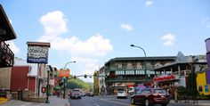 An afternoon in Gatlinburg holds so much promise.