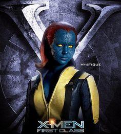 Mystique jennifer lawrence xmen first class  | Jennifer Lawrence talks X-Men First Class and her doubts about Hunger ...