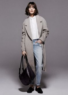 Mango Takes it To the Streets for Pre Fall 2014 Collection.