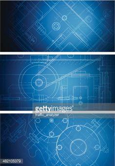 10 seamless blueprint patterns best psd freebies blueprint vector art blueprint banners malvernweather Images