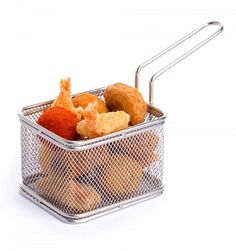 friture serveringskurv - lille