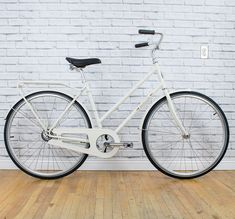 CLASSIC STEP-THROUGH - 1 SPEED – Curbside Cycle