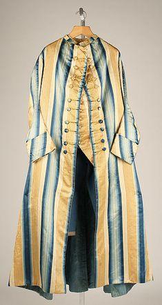 Banyan Date: second half 18th century Culture: European Medium: silk, wool, linen