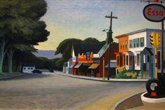 Edward Hopper - Portrait of Orleans,1950