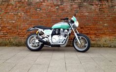 Yamaha XJR 1200 '96 #22 by Aniba Motorcycles #motorcycles #bratstyle #motos   caferacerpasion.com