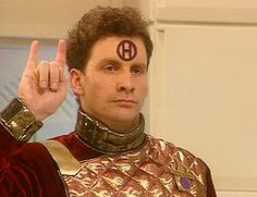 Rimmer is glorious <3