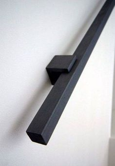 New Black Stairs Railing Banisters Ideas Staircase Handrail, Banisters, Staircase Design, Handrail Ideas, Handrail Brackets, Staircase Ideas, Staircase Remodel, Spiral Staircases, Bannister Ideas