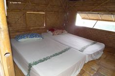 Cozy and tasteful. Khao Sok National Park, National Parks, Bungalows, Toddler Bed, Cozy, Furniture, Home Decor, Homemade Home Decor, Home Furnishings