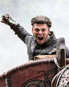 Ivar The Boneless, Vikings Tv, Jon Snow, Game Of Thrones Characters, Fictional Characters, Jhon Snow, John Snow, Fantasy Characters