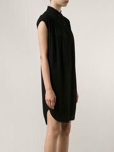 Helmut Lang Loose Shirt Dress - Mario's - Farfetch.com