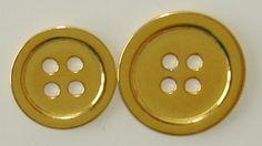 Gold Classic Ridged - Sew Much Fabric