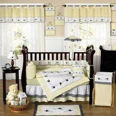 Bumble Bee Bedding by JoJo Designs - Baby Crib Bedding - bumblebee-9