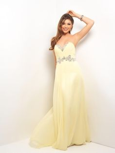 127.99 2016 Style A-line Sweetheart Beading Sleeveless Floor-length  Chiffon Prom Dresses   · Vestidos Para Fiesta ... 08155ef8404b