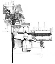 Lines drawing by Dijan Malla l from Lines exhibitions by Adam Draper, Hugh McEwen & Greg Skinner