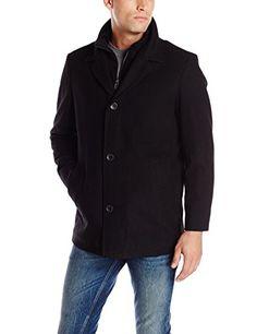 SALE PRICE - $64.99 - Nautica Men's Walker Coat with Bib