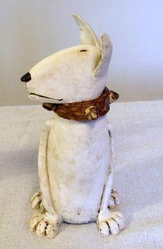 Terrier stylised by JJ Vincent