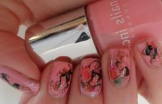 Top Nail Art Designs 2014 For more image visit  http://www.naildesignspro.com/top-nail-art-designs-2014/