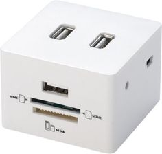 Another genius travel device  Samsonite Travel Accessories USB Cube for