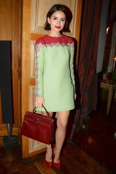 "Miroslava Duma - a Russian ""It"" Girl (Part III) - Page 563 - PurseForum"