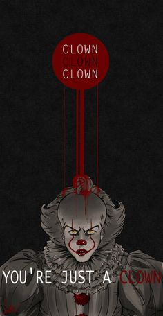 movie art nothing It Pennywise, Pennywise The Dancing Clown, Scary Wallpaper, Halloween Wallpaper, Iphone Wallpaper, Horror Icons, Horror Films, Horror Art, Movie Wallpapers