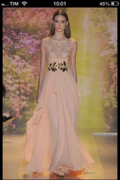 Zuhair Murad Haute Couture  Paris S/S 2014