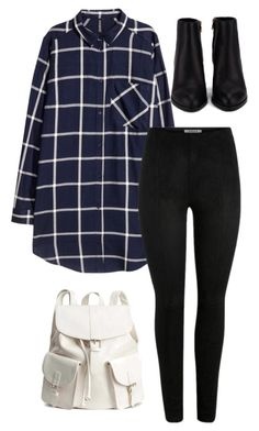 """""""#204"""" by mintgreenb on Polyvore featuring Alexander Wang and H&M"""
